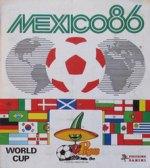 WM 1986 (Mexico) - Panini