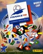 WM 1998 (France) - Panini