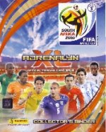 WM 2010 (South Africa) Adrenalyn XL Cards dt. Version - Panini