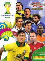 WM 2014 (Brasil) Adrenalyn XL Update Edition - Panini