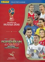 WM 2018 - FIFA World Cup Russia 2018 Adrenalyn XL Trading Cards - Panini