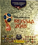 WM 2018 - FIFA World Cup Russia 2018 Gold Edition (Schweiz) - Panini