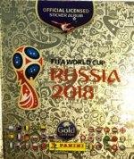 WM 2018 - FIFA World Cup Russia 2018 Gold Edition (Schweiz) - Panini