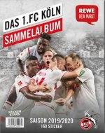 Das 1.FC Köln Sammelalbum 2019/2020