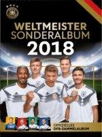 REWE Offizielles DFB-Sammelalbum 2018 - Weltmeister Sonderalbum 2018 - Rewe