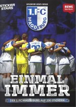 1. FC Magdeburg   'Einmal immer'   Saison 2021/2022