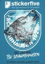 90 Jahre TSV Schwabhausen [stickerfive] - Sonstiges