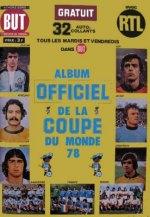 Album Officiel de la Coupe du Monde 78 - Sonstiges