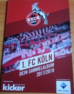 ARAL Supercards - 1. FC Köln - Dein Sammelalbum 2017/2018 - Sonstiges