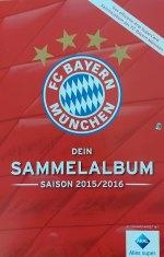 ARAL Supercards - FC Bayern München - Dein Sammelalbum Saison 2015/2016 - Sonstiges
