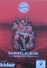 ARAL Supercards - FC Bayern München - Dein Sammelalbum Saison 2017/2018 - Sonstiges