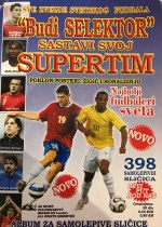 Budi Selektor (WM 2006) - Sonstiges