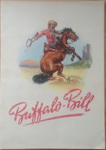 Buffalo Bill [Albako Margarinefabrik] - Sonstiges