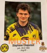 BVB Stifts Sammelbilder (1993/1994) - Sonstiges