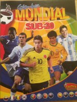 Colombia Mundial Sub-20 (Figuplay) - Sonstiges