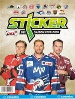 DEL Sticker Saison 2017-2018