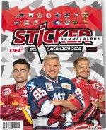 DEL Sticker Saison 2019-2020