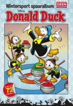 Donald Duck Wintersport spaaralbum [Deen]