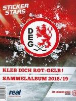 Düsseldorfer EG - Kleb Dich Rot-Gelb! - Sammelalbum 2018/19 [Stickerstars] - Sonstiges