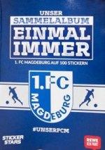 Einmal immer - 1. FC Magdeburg [Stickerstars] - Sonstiges