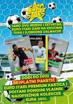 Euro Stars 2012 Trading Cards [Aquarius] - Sonstiges