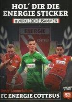 FC Energie Cottbus - #wirklebenzusammen [Stickerstars] - Sonstiges