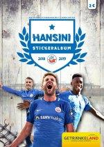 Hansini Stickeralbum 2018/2019 - Das offizielle Stickeralbum des F.C. Hansa Rostock - Sonstiges