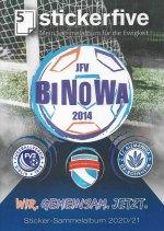 JFV BiNoWa - Sticker Sammelalbum 2020/2021 - Sonstiges