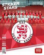 KSV Hessen Kassel Saison 2017/2018 [Sticker Stars] - Sonstiges