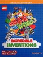 Lego Create the World: Incredible Inventions (Sainsbury's / Großbritannien) - Sonstiges