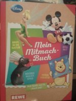 REWE - Mein Mitmach-Buch - Rewe