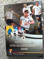 REWE Offizielles DFB Sammelalbum 2012 - Rewe