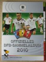 REWE Offizielles DFB Sammelalbum 2010 - Rewe