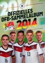 REWE Offizielles DFB Sammelalbum 2014 - Rewe