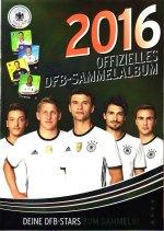 REWE Offizielles DFB Sammelalbum 2016 - Rewe