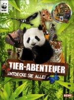 REWE - WWF Tier Abenteuer - Rewe