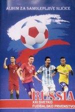 Russia - XXI Svetko Fudbalsko Prvenstvo [Pro-Mont / Serbien] - Sonstiges