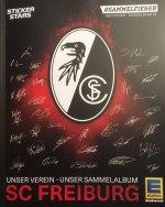 SC Freiburg - Unser Verein - Unser Sammelalbum [Stickerstars] - Sonstiges