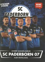 SC Paderborn 07 - klebt erstklassig - Sonstiges