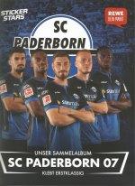 SC Paderborn 07 - klebt erstklassig