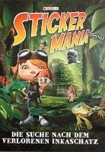 Sticker Mainia - Die Suche nach dem verlorenen Inka Schatz