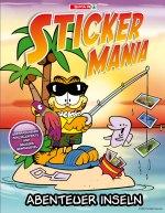 Sticker Mania - Abenteuer Inseln - Spar (Österreich)