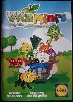 VitaMini's Speel & Stickerboek [Lidl / Niederlande] - Sonstiges