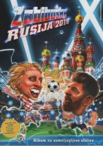 Zabibuska Rusija 2018 [VIZA MG] - Sonstiges