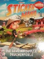 Sticker Mania - Die geheimnisvolle Drachenperle - Spar (Österreich)
