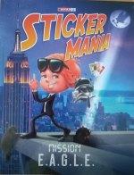 Sticker Mania - Mission E.A.G.L.E. - Spar (Österreich)