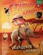 Sticker Mania - Verrückte Safari - Spar (Österreich)