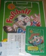 Fussball-Sammel-Power 1996/1997 Serie 1 - Sun Edition