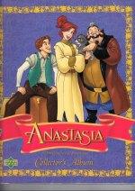 Anastasia Cards - Upperdeck