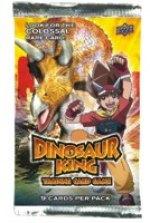 Dinosaur King Trading Cards - Upperdeck
